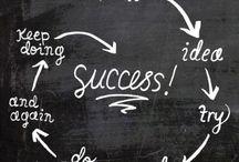 Career Advice / Our secrets to success.