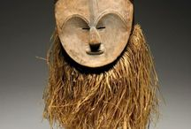 Masks / Explore the enduring influence of African and Oceanic masks on contemporary artists and trick-or-treaters alike.  / by de Young Museum