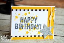 Stampin up perpetual birthday