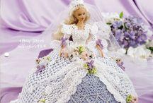 Barbie Bride (crochet)