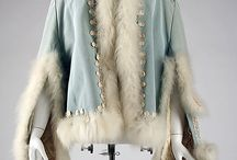 """History - 3. Coats & Shawls / Long 19thC. onwards. Outerwear, """"overwear"""" and outdoor ensembles."""