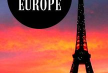 / EUROPE / Europe travel tips I Itineraries for Europe travel