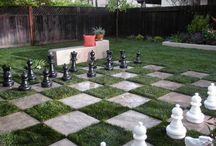 для игры в саду