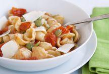 Pasta! / I piatti di pasta più appetitosi. Non vi sta venendo fame?
