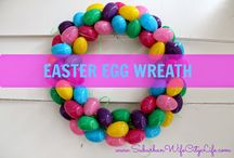 Easter / Ideas for Easter. Recipes, DIY, Fun activities. Egg Hunts.
