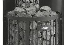 Saunová kamna