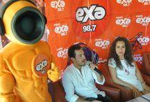 Ninah en rueda de prensa. / #MuchoMasMusica