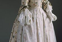 1750's Women's Clothing / by Tami Crandall