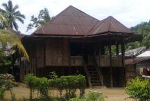 Fawzaan = Rumah Adat Lampung