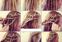 hair / kıyafet