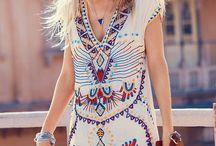 Dressing Antik