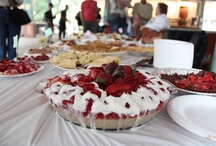 Good Ole Summertime Ice Cream Social and Pie Baking Contest / This annual event in Manitou Springs is a favorite for all ages. This year, it's 5:30-8 p.m. Monday, July 8, in Soda Springs Park. / by Manitou Springs