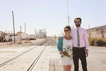 Married in Marfa