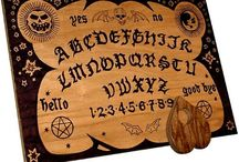 Ouija table