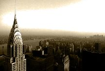 Empire State of Mind / Favorite places in NYC / by Keri Girvin