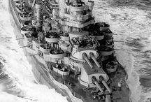 7: Fordon, fartyg, militärt