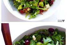 Salate si dressinguri