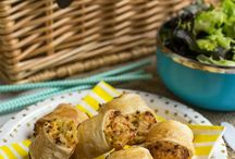 Picnic Recipes / Picnic recipes and ideas for the perfect family picnic!