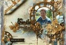 Mixed Media Scrapbooking