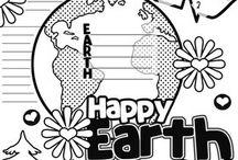 Earth Day / by Joanie Campbell