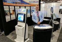 Kiosks - Interactive Technologies / DynaTouch is a small company of KIOSK EXPERTS. This board will be a collection of kiosks and articles related to DynaTouch in the Interactive Technologies Kiosk sphere.