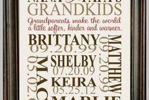 grandparents anniversary / by Ashley Crutcher