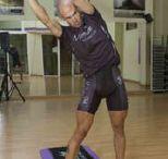 Estiramientos, ejercicios, masajes