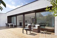 Casa Roda de Barà / Casa diseño moderno de estructura de madera