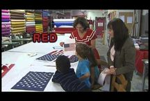 President's Day, Flag Day & 4th of July! / USA Flag ideas for the prek classroom
