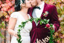 FLOWERS / Blommor, buketter för fest och bröllop.