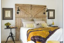 Bedroom Design Ideas / Ideas for our mater bedroom / by Kristen Bachmeier