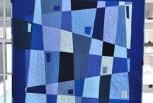 modern,art quilt