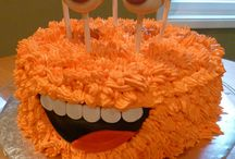 Birthday cake ideas / Birthdays deserve to be celebrated - so pull out all he stops!