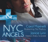 NYC Angels / Our brand new Medical Series, NYC Angels, is here! Handsome doctors and dramatic storylines...all in the city that never sleeps!  / by Mills & Boon