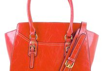 On The Bright Side / Bold colored bags to make your outfits POP! / by Emilie M. Handbags