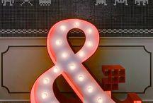 .: Neon lights :.