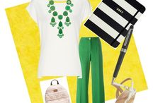Anahata summer wardrobe and accessories