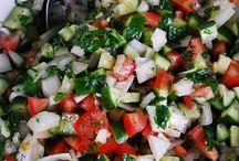 Salads/Veggies / I love my Veggies!