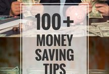 Save Money / Tips to save money. How to save more money each month and reduce your expenses.