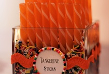 Orange Candy Inpiration