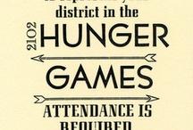 hunger games <3 / by Madisyn Bennett