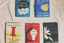 john green-books