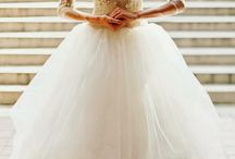 Wedding Dress ideas! / by Masey Morris