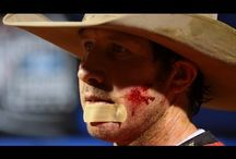 True men of rodeo / by Christian White