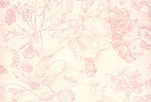 patterns & backgrounds / FLORAL, FLOURISH, DAMASK