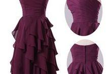 Kleider und Brautmode