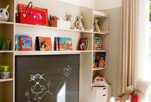Увлекательные детские комнаты / #excll #дизайнинтерьера #решения Идеальная детская — это та, в котрой ребенку не только комфортно и уютно, но и интересно!