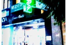 Farmacias Gijón Asturias / Las Farmacias de Guardia de Gijón, las farmacias de 24 horas, las farmacias de los barrios de Pumarín, la Calzada, Natahoyo, Roces, Montevil, Contrueces, el Llano, Somió, La Arena, ...