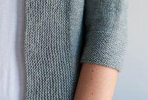 knitting / by fili