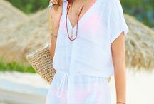 Summer Lovin / Collection of summer dresses and accessories.